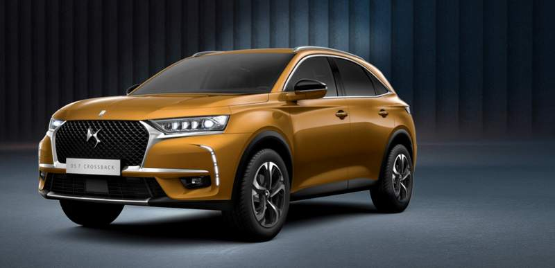DS 7 Crossback Business Executive