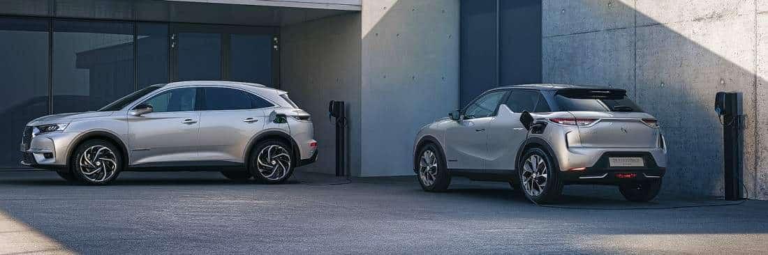 voiture électrique & voiture hybride DS Automobile