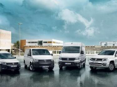 Gamme Volkswagen Utilitaire