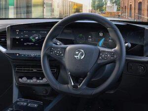 Cockpit Opel Mokka e