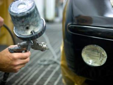 Peinture et réparation carrosserie