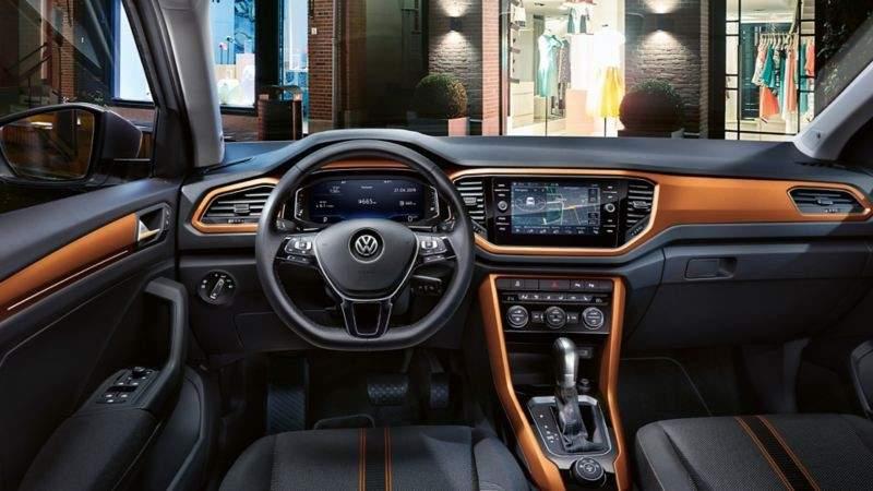Navigation Volkswagen T Roc