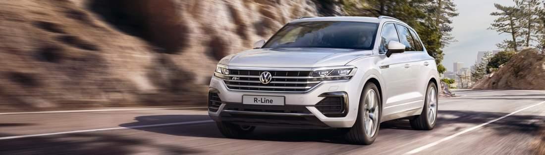 Volkswagen Touareg neuf