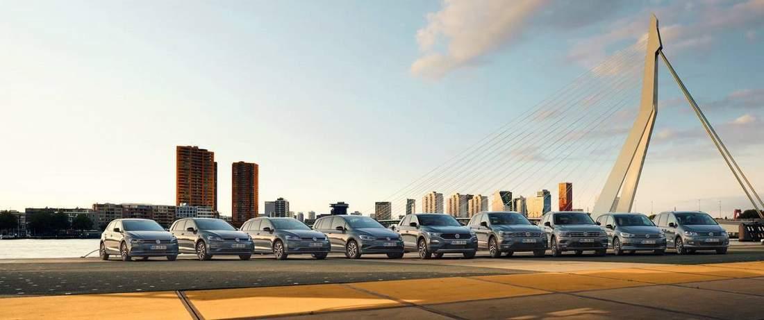 Vente de Volkswagen aux entreprises et flottes
