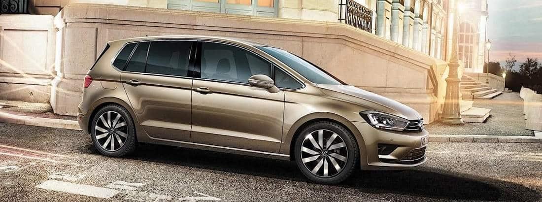 Volkswagen Golf Sportsvan occasion