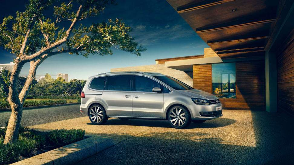 Volkswagen Sharan voiture familiale