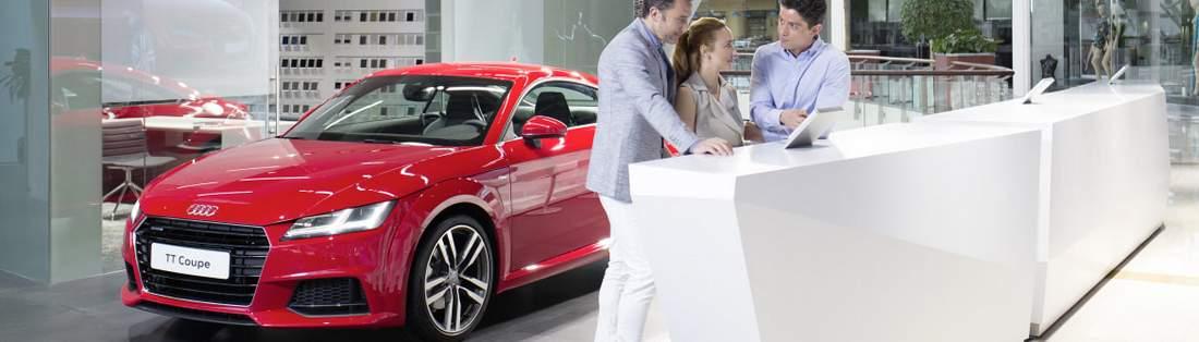 rendez-vous entretien Audi