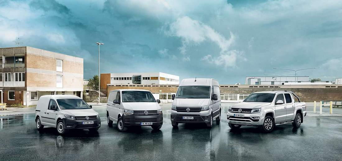 Volkswagen utilitaire occasion